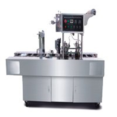 Automatically Jelly Cup Filling Sealing Machine