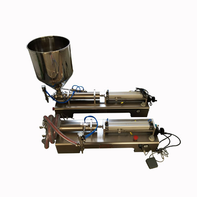 One Head Ointment Filling Machine (Horizontal Type)