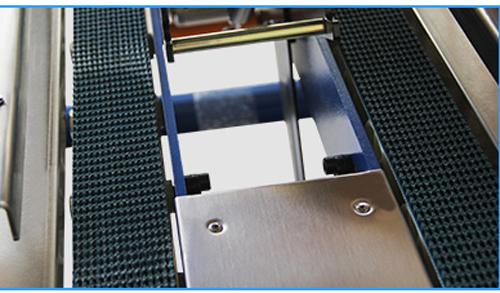 sealing machine converyor belt