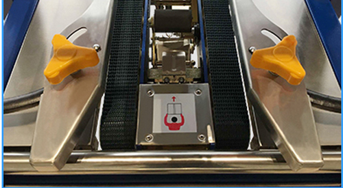 animate adhesive tape carton sealing machine