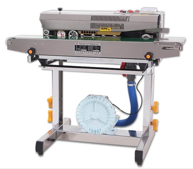 Plastic bag sealing machine frqm 980c