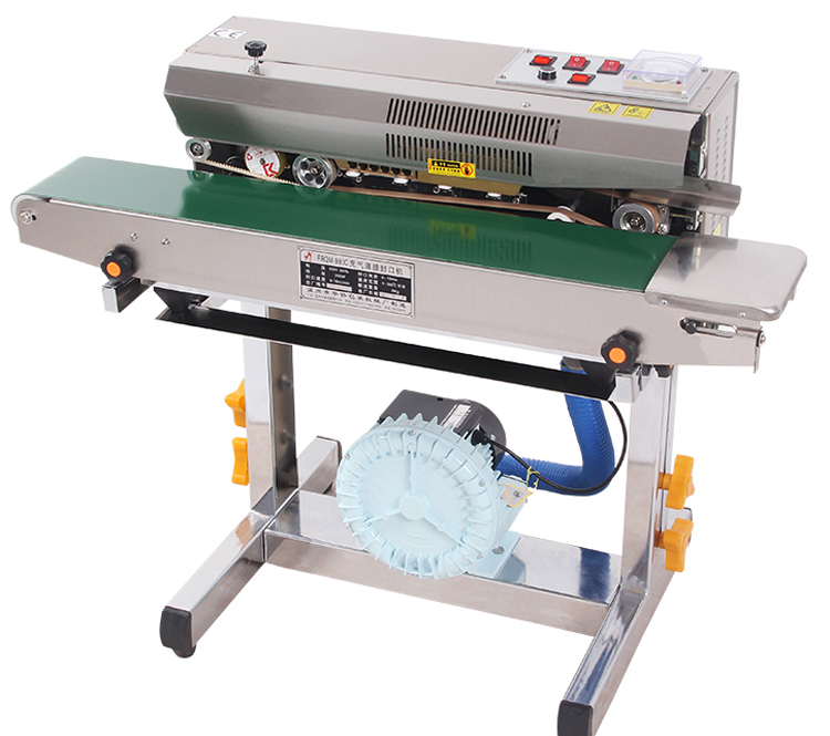 the working principle of plastic sealing machine frqm 980c