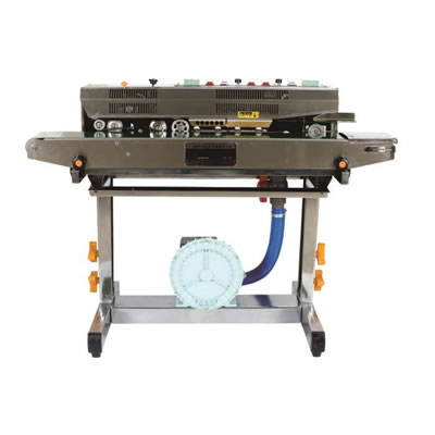 Air filling and ink continuous sealing machine FRSC-101011