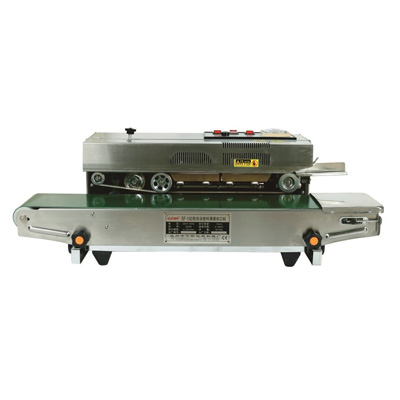 Horizontal continuous band sealers SF-150W