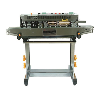Solid inker printer continuous heat film sealer FRM 980LD