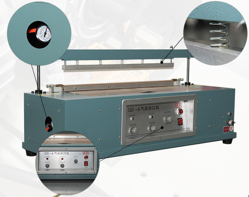 QD-A Big Pouch Sealing Machine for sale