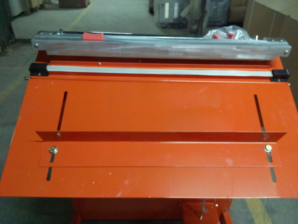 Pedal Sealer Machine for sale