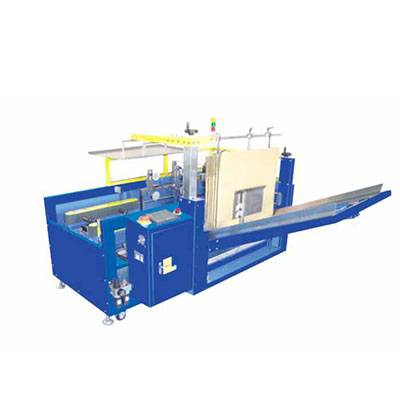 Open carton sealing bottom machine FJ-4035