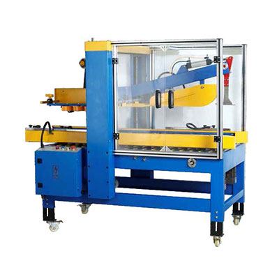 Case Sealer with Safety Guards FJ-5050A