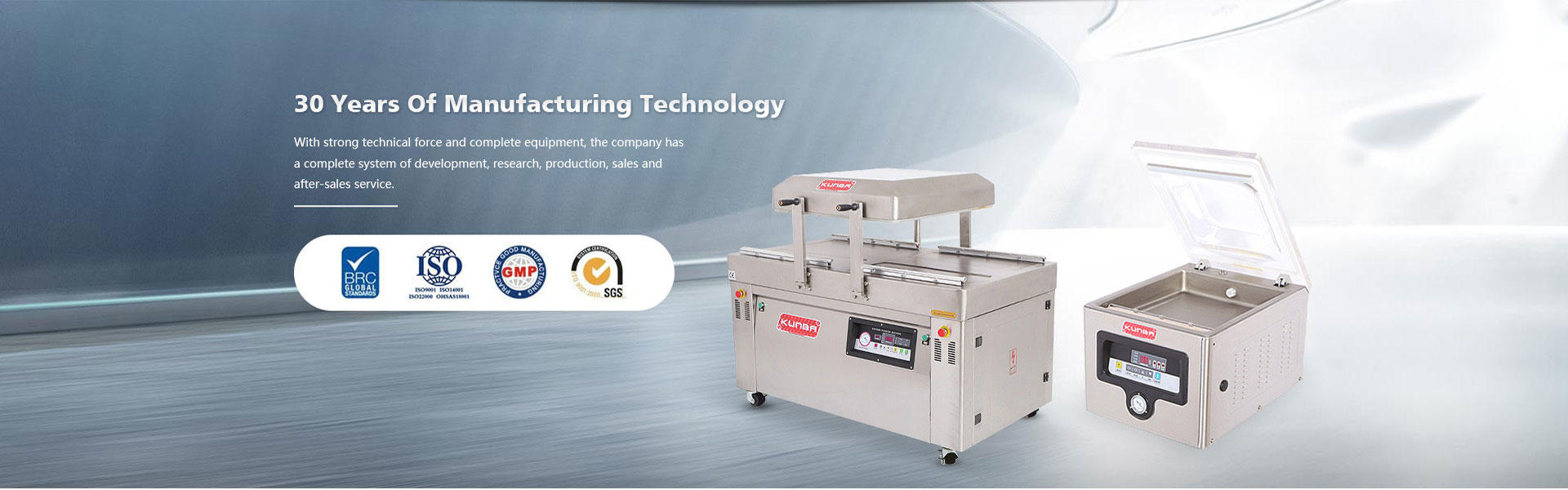 Vacuum Packaging Machine Supplier