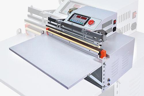 External vacuum packaging machine