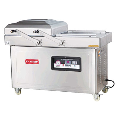 Double chamber vacuum packager supplier_Double chamber vacuum packager