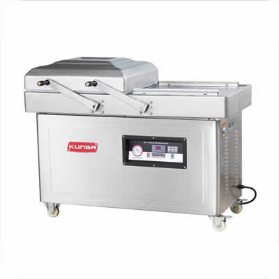 Vacuum Food Sealer Machine Supplier_Double Chamber Vacuum Packaging Machine